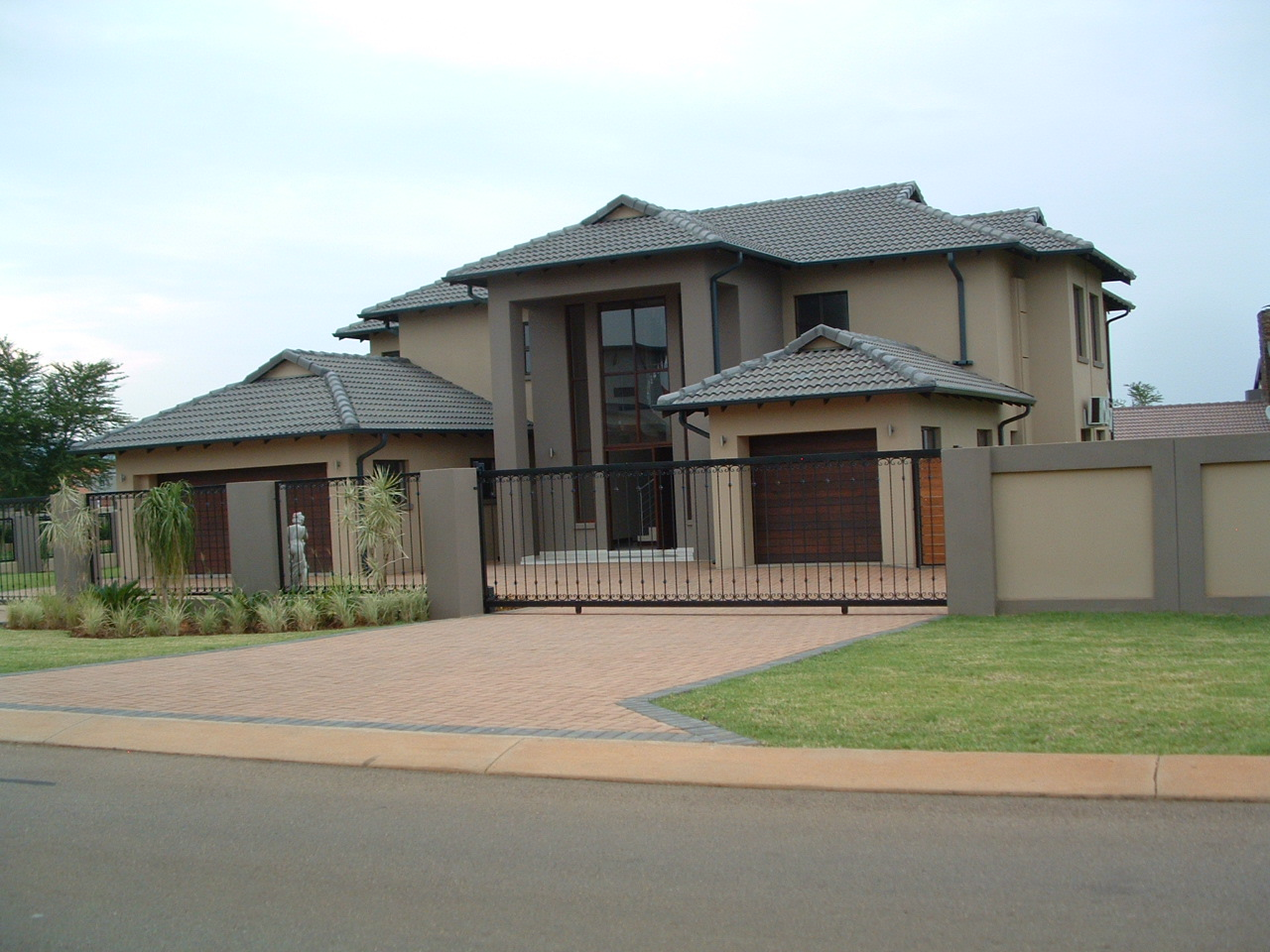 House plans in gauteng modern house for Home design za